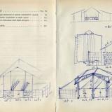 Uno schizzo di Fabrizio per la costruzione della porcilaia (Fondazione Fabrizio De André Onlus)