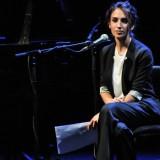 Silvia D'Amico, ospite alla XIV edizione del Premio De André