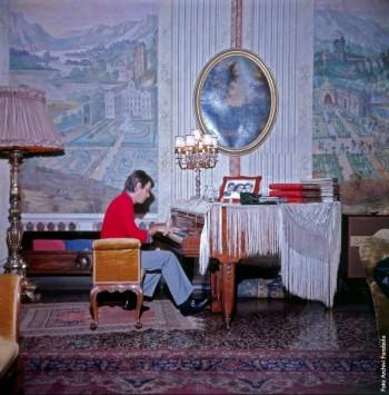 Fabrizio a Villa Paradiso, Genova metà anni Sessanta