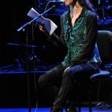 Roberta Mattei, ospite alla XIV edizione del Premio De André