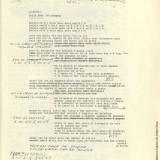 Il testo diDolceneracon correzioni autografe di Fabrizio De André sui versi in genovese(Fondazione Fabrizio De André Onlus)