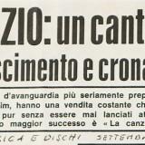 Titolo di un articolo di Cesare G. Romana, estratto da «Musica&Dischi», settembre 1965