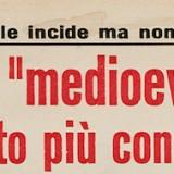 Titolo di un articolo di Berto Giorgeri, estratto da «ABC», 27 agosto 1967