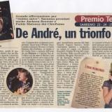 Articolo di Laura Putti, «Musica», 22 ottobre 1997