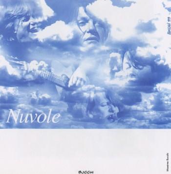 Fabrizio visto da Massimo Bucchi, 1999.Dalla mostra «Segni De André» e volume omonimo a cura di Vincenzo Mollica, Edizioni Di, 1999.
