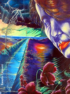 Renato Camurri, «Per amore di un angelo ateo», 1999