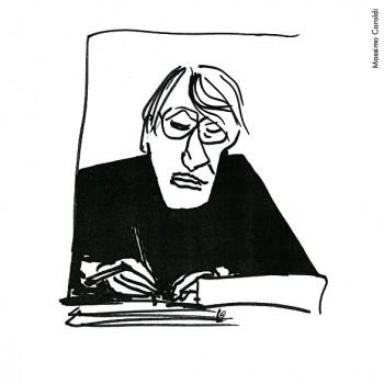 Fabrizio visto da Massimo Caroldi, 2001.