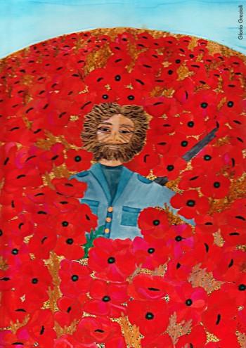 Gloria Grazioli, «La guerra di Piero», 2011
