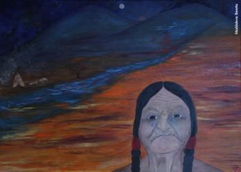 Maddalena Beretta, «Fiume Sand Creek», 2012