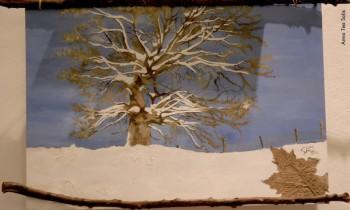 Anna Tea Salis, «inverno» , «Buon compleanno Faber 2014» , 2014