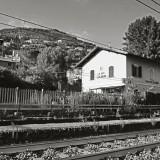 La stazione ferroviaria di sant'Ilario, dove tutti si accorsero che Boccadirosa non era esattamente un missionario