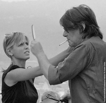 Fabrizio e Dori nel 1981