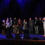 XIV edizione del Premio De André. Al centro, Luisa Melis